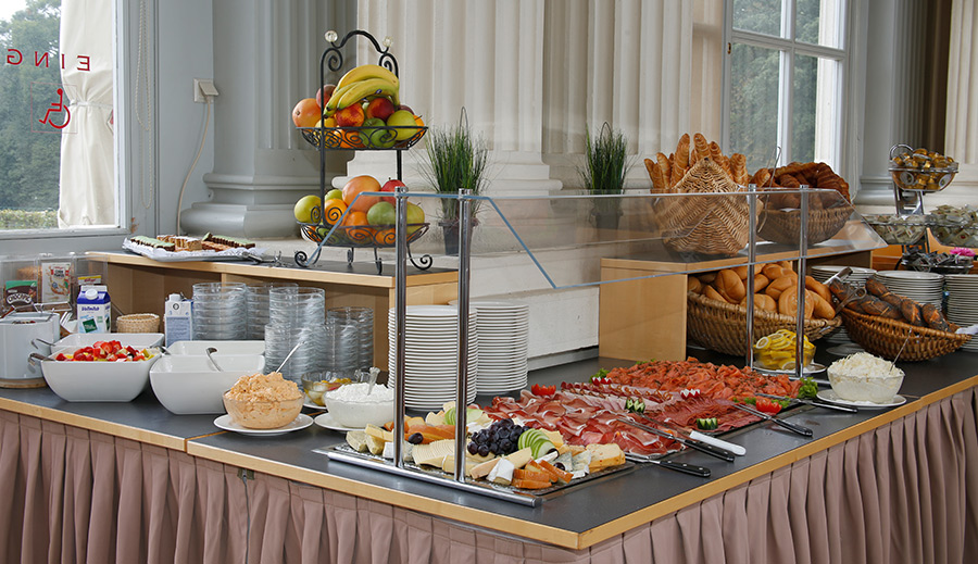 Cafe Gloriette Sisi Buffet